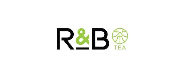 trà sữa r&b logo
