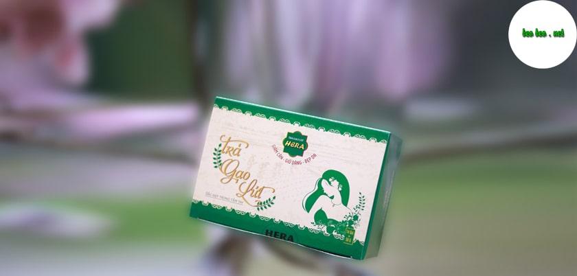 Banner trà giảm cân Hera